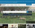 Zrzut strony Europeana